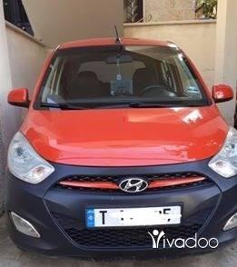 Hyundai in Tripoli - I10 model 2012 automatic wtp