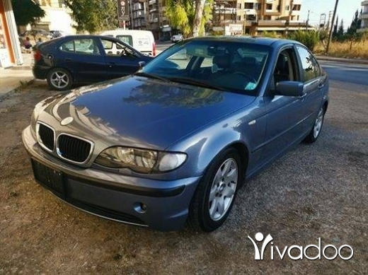 BMW in Majd Laya - BMW 325 mod 2003 for sale or trade