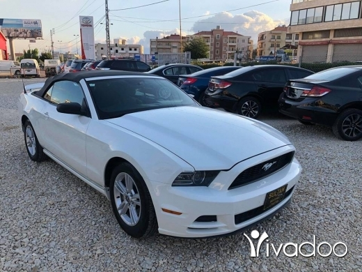 Ford in Zahleh - Ford mustang 2014