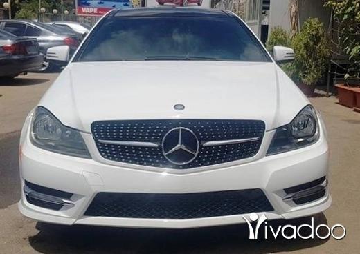 Mercedes-Benz in Port of Beirut - mercedes c250 2013