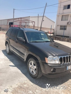 Jeep in Zahleh - Grand cherokee 2006 limited