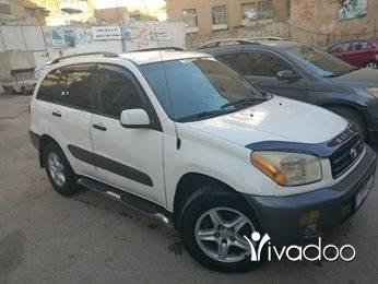 Toyota in Tripoli - toyota rav 4