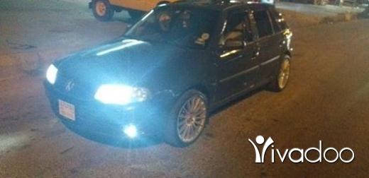 Volkswagen in Tripoli - Sayra golf gol