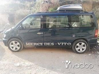 Honda in Tripoli - اممرسيدس فيتو