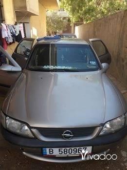 Opel in Tripoli - اوبل ف كترا موديل 1997