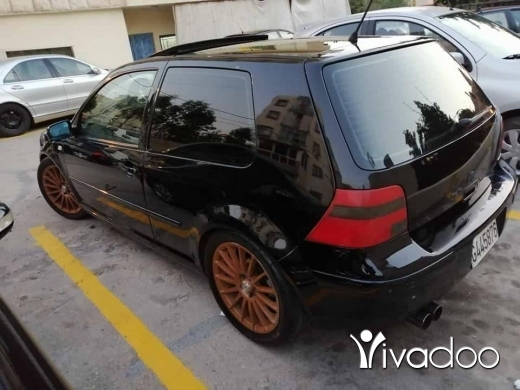 Volkswagen in Dbayeh - Golf gti turbo