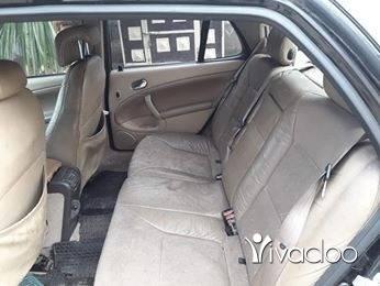 Mercedes-Benz in Tripoli - سيارة Saab فولفو موديل 2002 انقاض اوتوماتيك فول اوبشن كهربا ومركزي كل الزوايد كاملة 4 سليندر