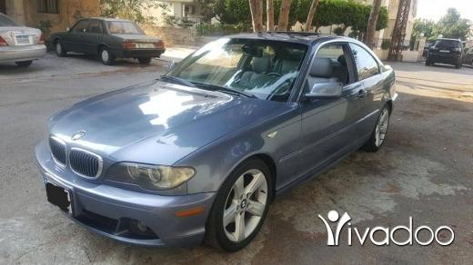 BMW in Beirut City - Bmw new boy 325 CI 2004