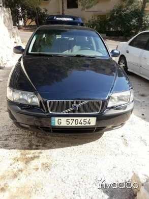 Volvo in Beirut City - Volvo s8