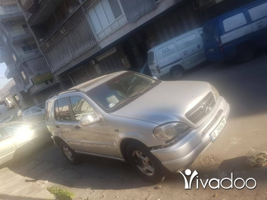 Mercedes-Benz in Beirut City - Ml 320 1998