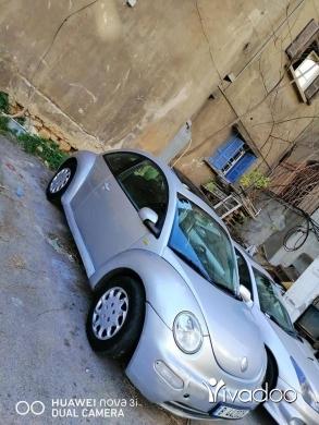 Volkswagen in Beirut City - Beetle 2002