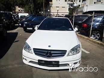 Mercedes-Benz in Tripoli - Clc 200