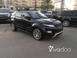 Rover in Tripoli - Evoque Dynamic 2012 Call