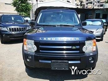 Land Rover in Tripoli - Land rover LR3