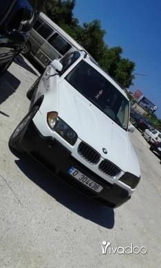 BMW in Beirut City - BMW x3 2004