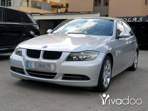 BMW in Beirut City - 2008 BMW 320i