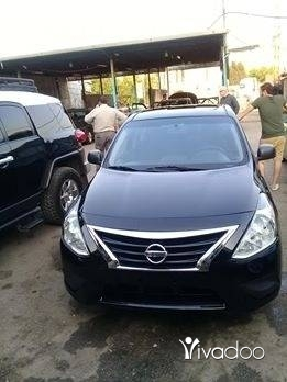 Nissan in Tripoli - للبيع او تبديل نيسان صني موديل 2017 انقاض ماشي 80 الف