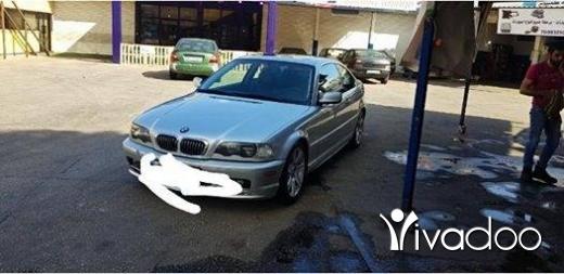 BMW in Port of Beirut - نيو بوي