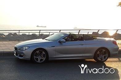 BMW in Achrafieh - Bmw 650 twin turbo 5.0 v8 ajnabiyi supper clean