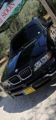 BMW in A'aba - Bmw x5 model 2006 aswad aleb bini mechie 130 km mabado lira madfou3 2018 ma3milo m3aynit 2019