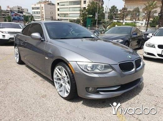 BMW in Beirut City - 2011 bmw 328ci kashef convertible