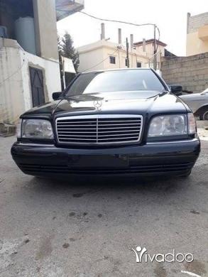 Mercedes-Benz dans Zgharta - Mercedes S 320 . 95☎️03934993