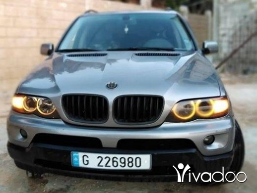 BMW in Tripoli - bmw x5 2004 super clean