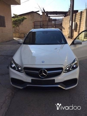 Mercedes-Benz in Zahleh - E 350 2010 look E 63 AMG 2016