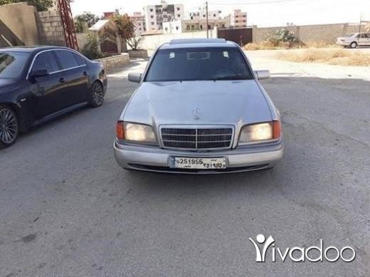 Mercedes-Benz in Tripoli - مرسيدس س ٢٣٠ مودال ٩٧ فول اتمتيك عليا ٤ سنين توصل ٠٣٠٣٥٣٩٦