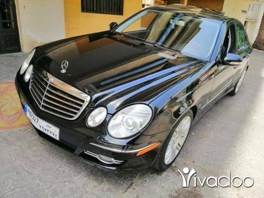 Mercedes-Benz in Hazmieh - Mercedes E350