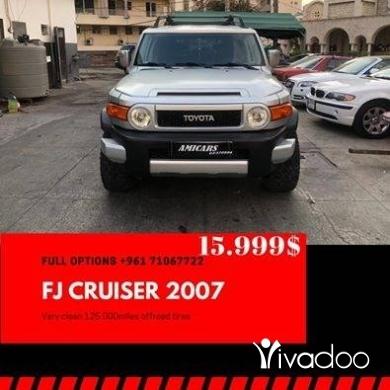Toyota in Jdeideh - Fj 2007