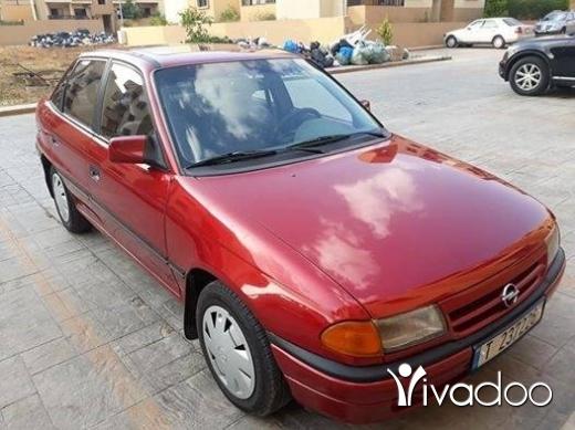 Opel in Tripoli - اوبل استرى ٩٣