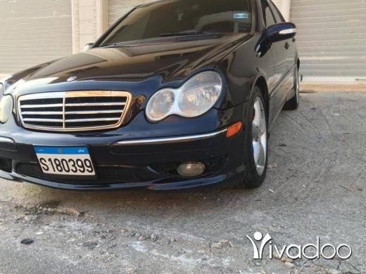 Mercedes-Benz in Port of Beirut - سياره