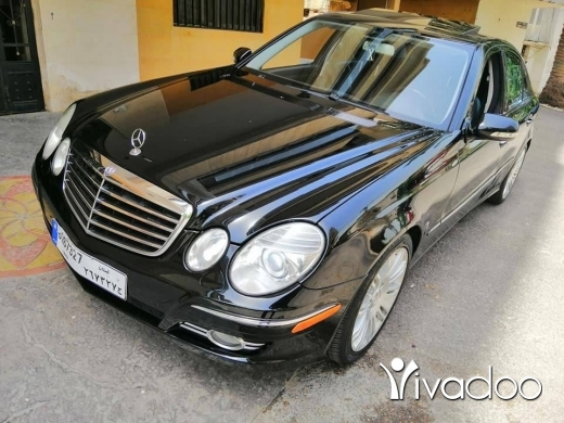 Mercedes-Benz in Hazmiyeh - Mercedes E350
