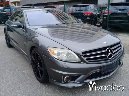 Mercedes-Benz in Beirut City - MERCDES CL 550 2007