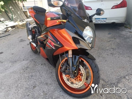 Aprilia in Beirut City - Suzuki gsxr 1000