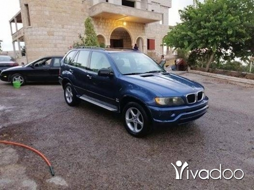 BMW in Zahleh - x5 3.0 2001 كيان