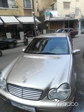 Mercedes-Benz in Port of Beirut - مرسيدس ٣٢٠