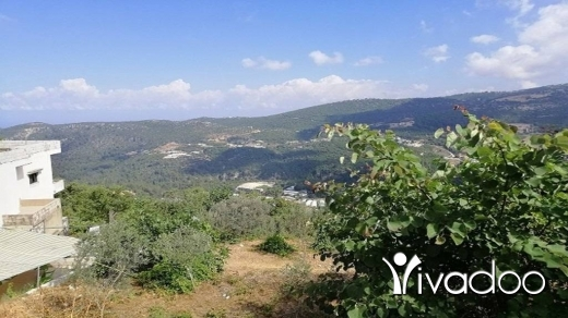 Terrain dans Zebdine - Land for Sale Zebdine Jbeil Area 650Sqm Zone 25-50% h9+1met