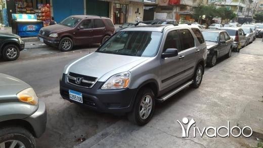 Honda in Zahrieh - للبيع هوندا CRV موديل ٢٠٠٤ للأستعلام