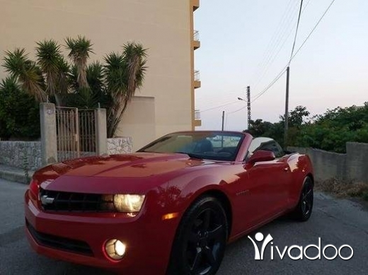 Chevrolet in Jbeil - 2012 camaro rs convertible ajnabiye full loaded