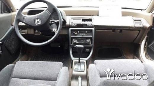 Honda in Halba - هوندا سيفيك اوتوماتيك