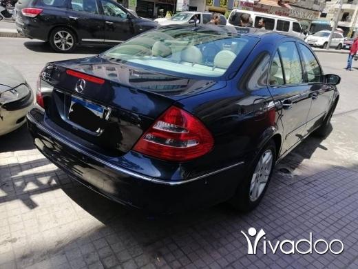 Mercedes-Benz in Kobbeh - مرسيدس بينز