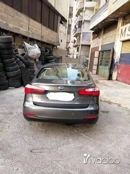 Kia in Tripoli - Kia ceratus 2014