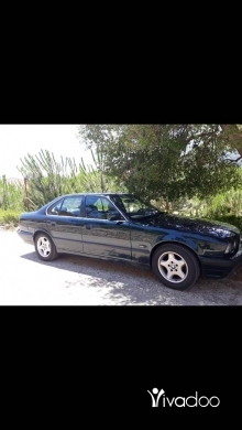 BMW in Port of Beirut - bmw 1995 525