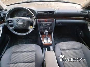 Audi dans Zahleh - Audi a4 model 2001 4cylinder سياره شركه بعدا وشركه لبنانيه ومالك واحد وتصليح بالشركه وبويا شركه
