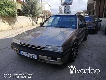 Honda in Tripoli - Honda acord model 89 super ndefi bya3 aw tebdel se3er 2500