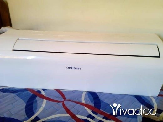 Air Conditioners & Fans for Sale in Tripoli - مكيف هيونداي ١٢ خارق مستعمل