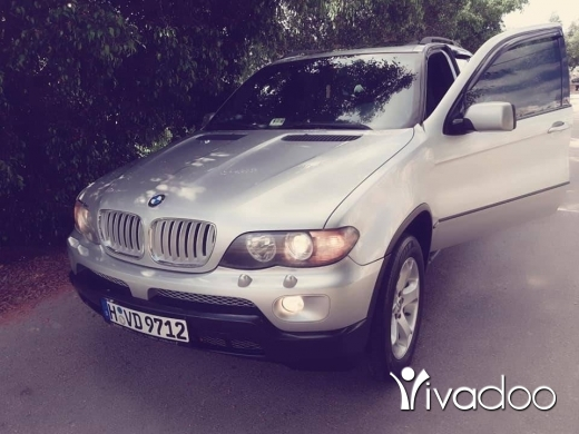 BMW in Sour - X5 modil 2004