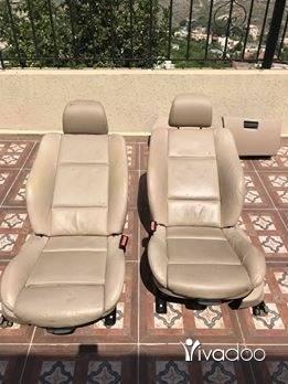 BMW dans Beyrouth - BMW X5 E53 recaro seats